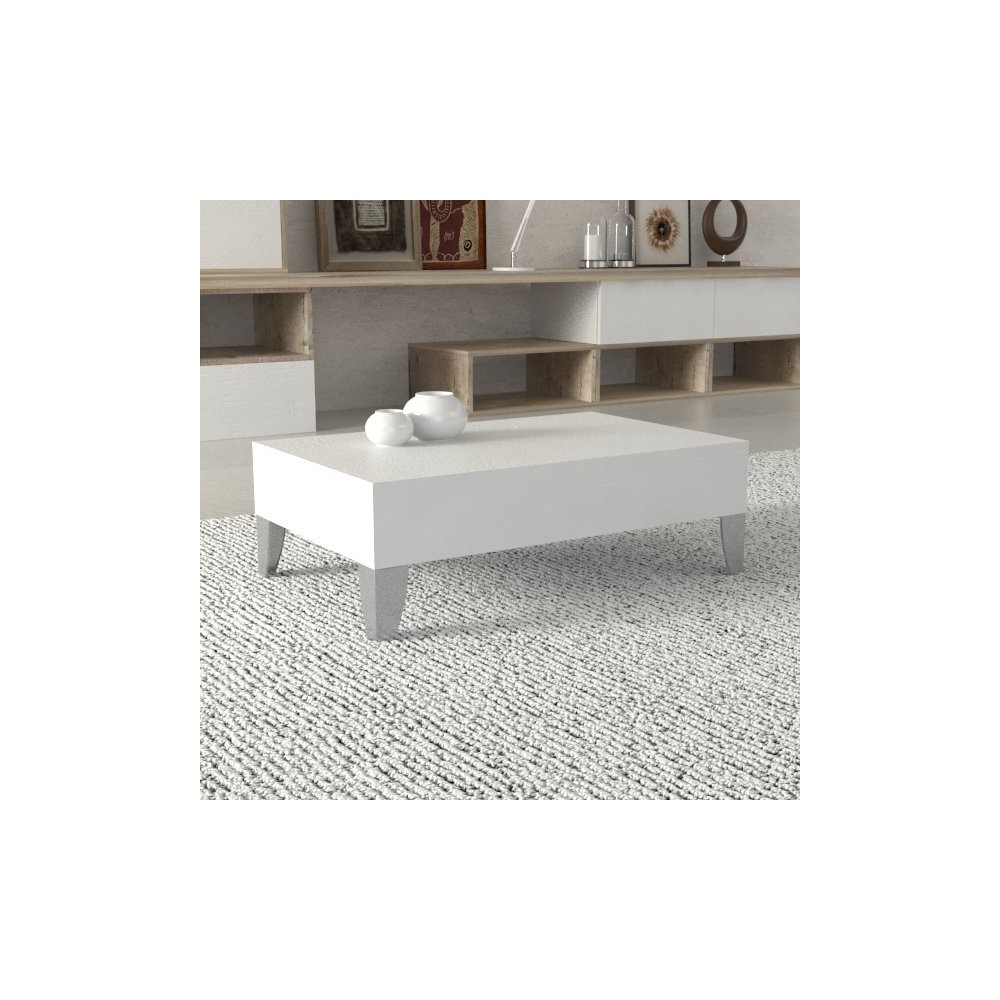 Tavolino basso - Tavolini Milton 80x50 cm