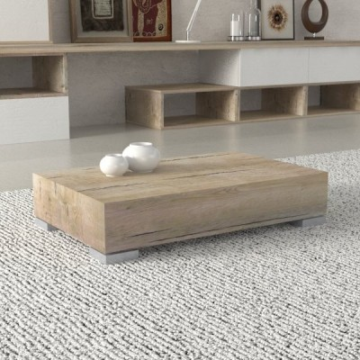 Milton Coffee Table 80x50 cm
