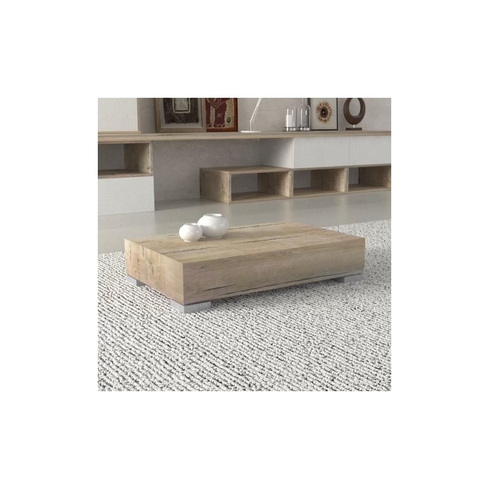 Tavolino basso tavolini milton 80x50 cm for Tavolini da salotto allungabili