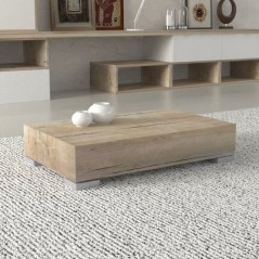 Tavolino basso Milton 80x50 cm