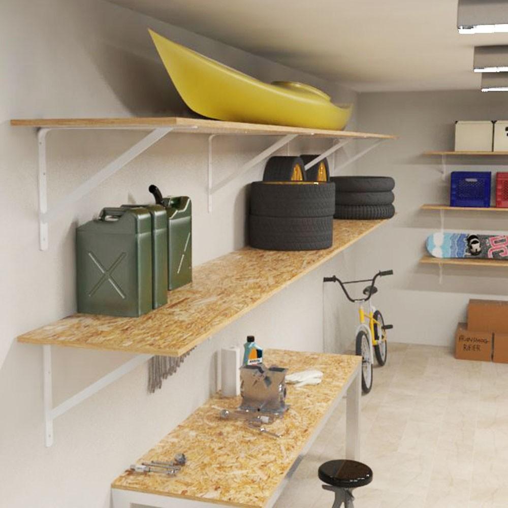 Reggimensola garage reggimensola ursus for Supporti per mensole pesanti