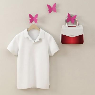 Porte manteau Butterfly