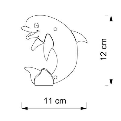 Appendiabiti Dolphin