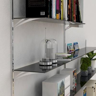 Shelf Brackets for rack