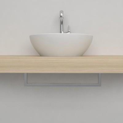 Porte serviette 002 console salle de bain
