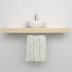 Porta asciugamani 002 mensola lavabo