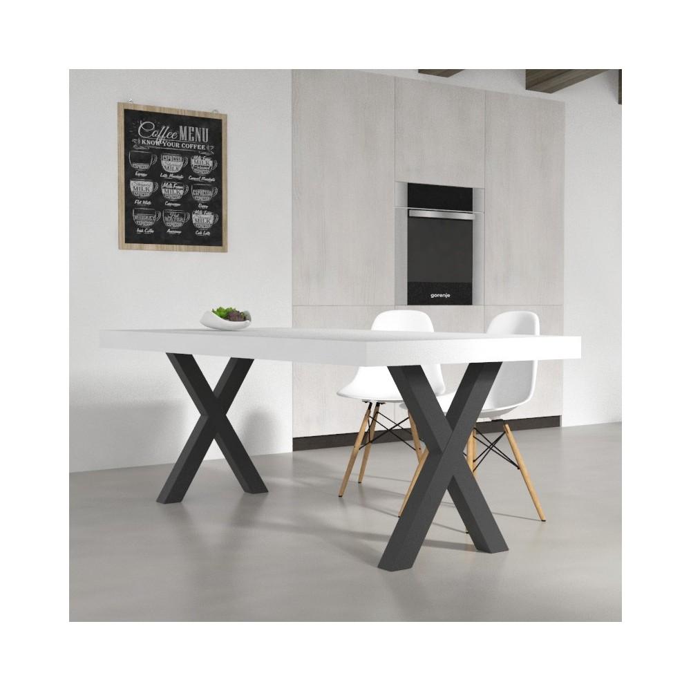 Tavoli da cucina - Tavolo Deryck