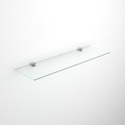 Etagere rectangulaire en verre