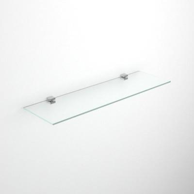 Mensole in vetro rettangolare