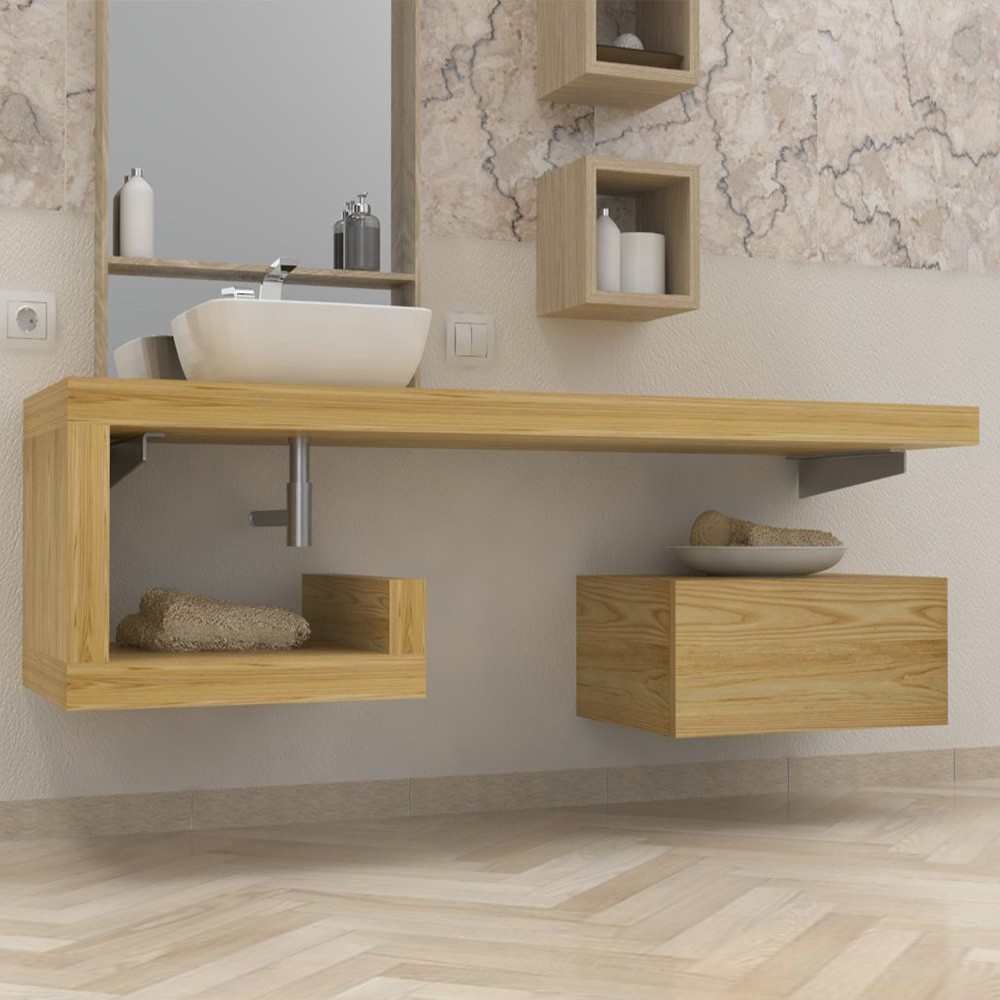 Console salle de bain for Console de salle de bain