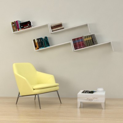 Camilla Wooden Shelves