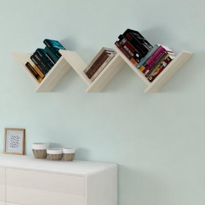 Veronika Wooden Shelves
