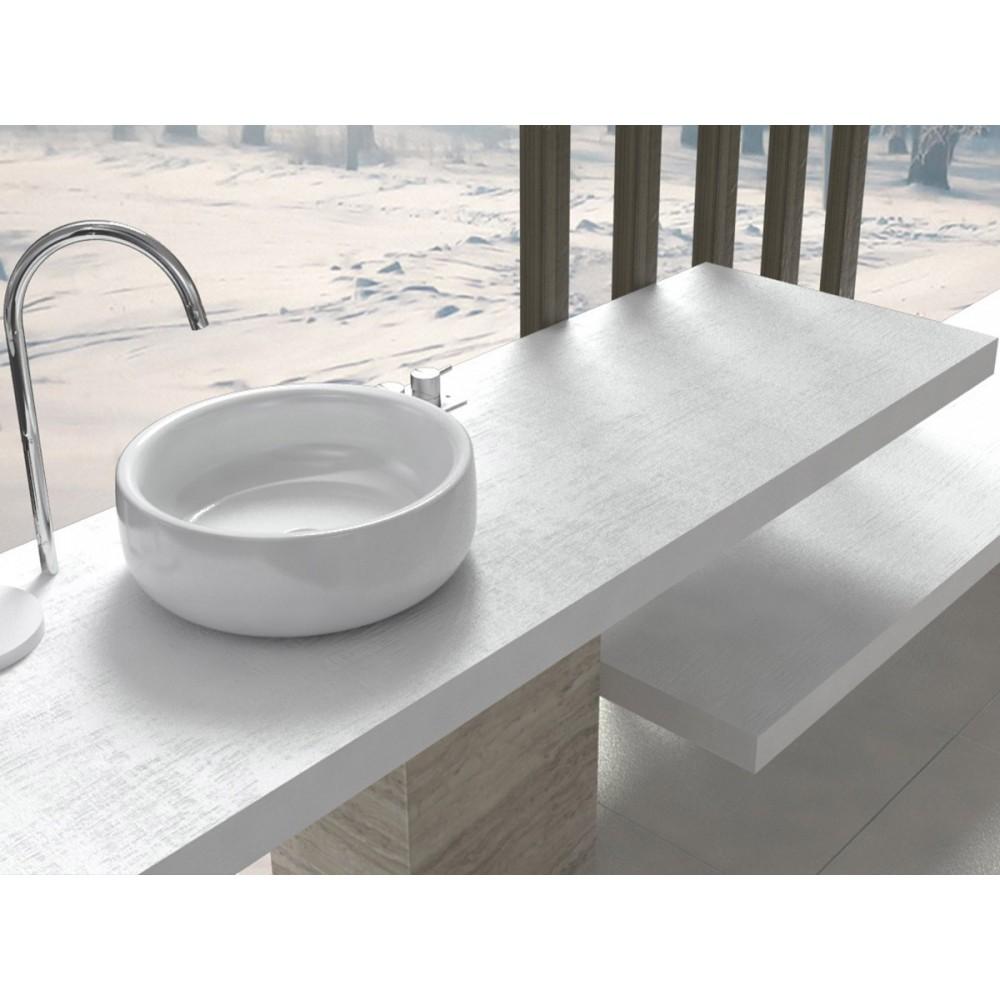 Piano Per Lavabo Da Appoggio mensola per lavabo