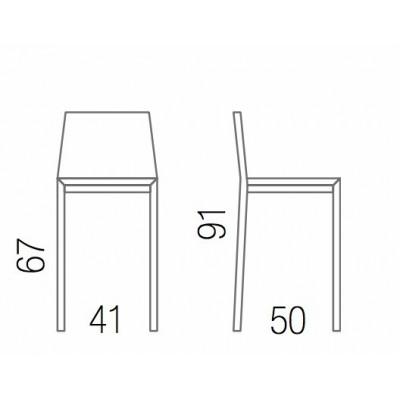 Eurosedia - Miriam stool