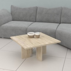 Tavolino basso Cross