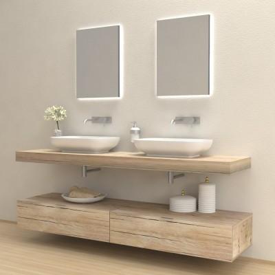Hola - Meuble salle de bains complet