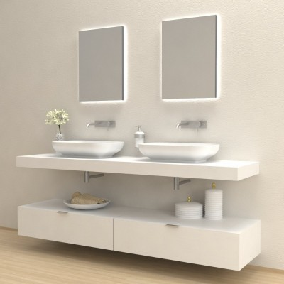 Hola - Complete bathroom furniture