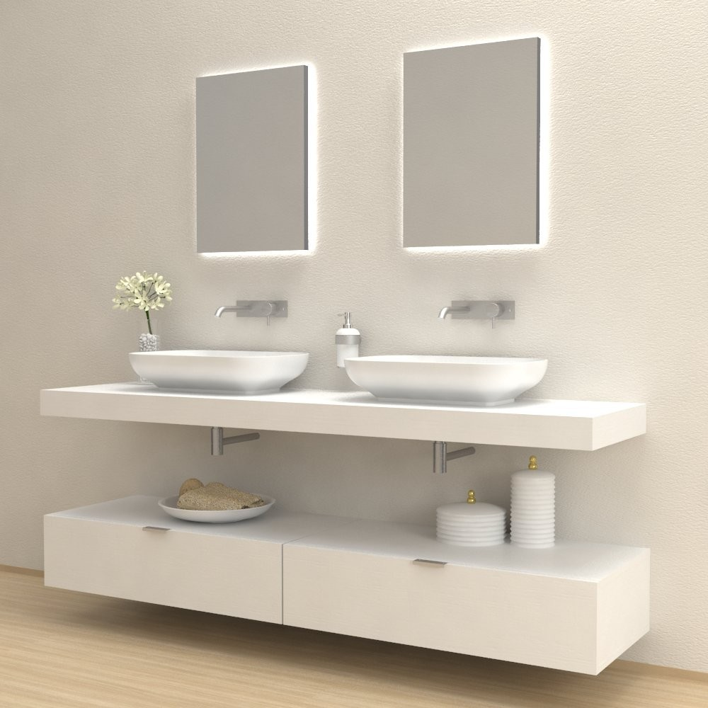 Bathroom furniture - Hola complete bathroom furniture