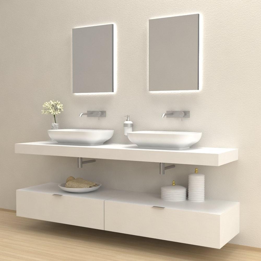 Mobili bagno arredo bagno hola mobile completo for Bagno arredo design