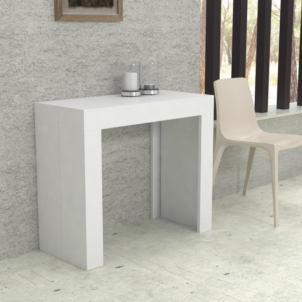Tavoli da cucina consolle allungabile tavolo marte - Consolle tavolo allungabile ikea ...