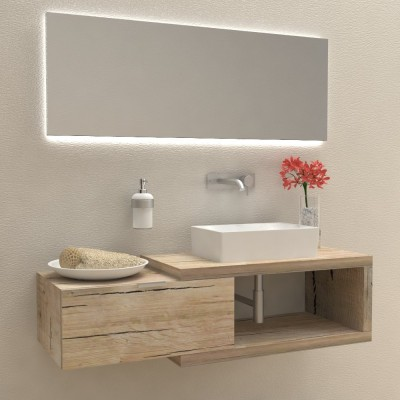 Arena 60 - Complete bathroom furniture