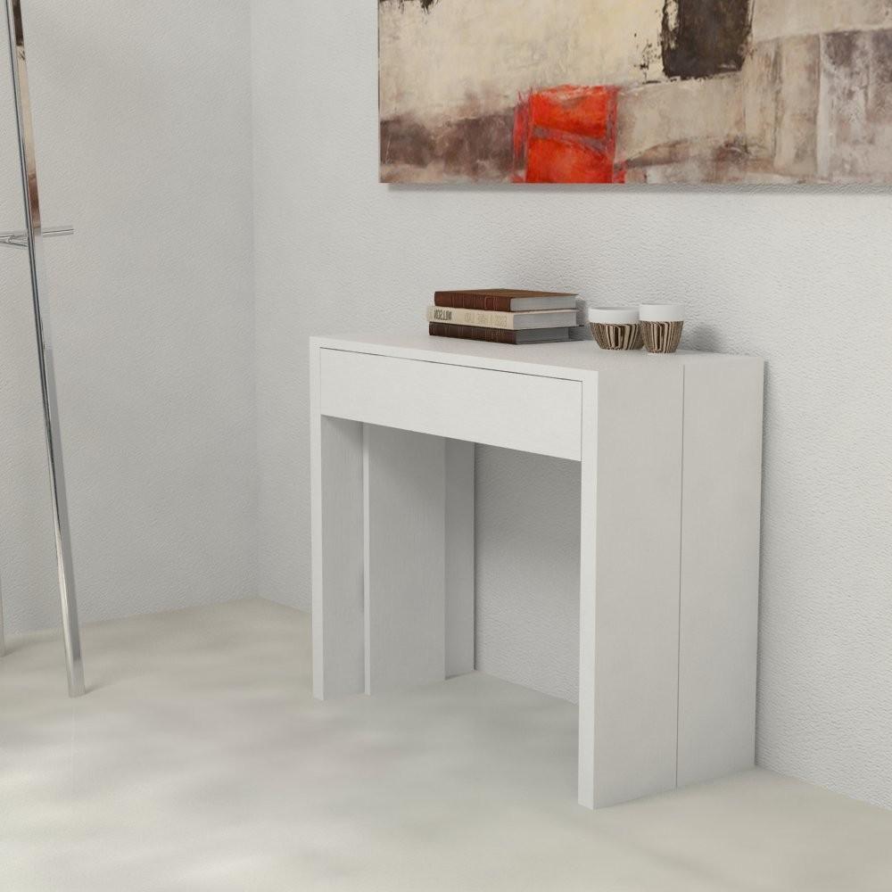 Tavoli da cucina consolle allungabile tavolo giove for Laminato ikea recensioni