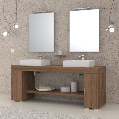 Sol - Complete bathroom furniture