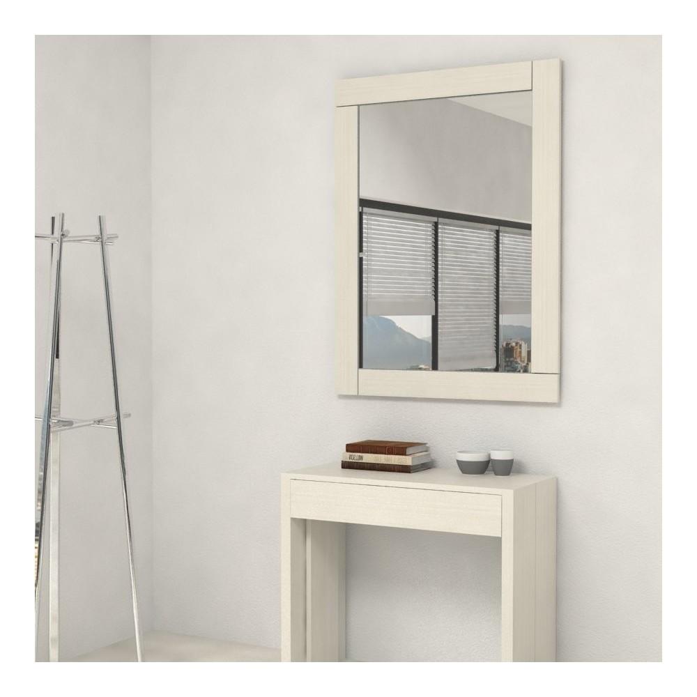 Specchio Con Cornice Per Bagno.Specchio Con Cornice In Legno Specchiera Arredo Casa