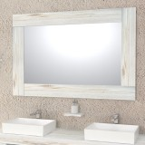 Mirrors for bathroom and home furnishings
