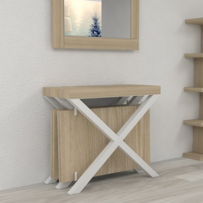 Console extensible Cross avec porte-extensions