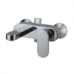 Zeta 3 parete - Miscelatore monocomando lavabo