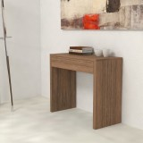 Fixed console Giove in laminated wood