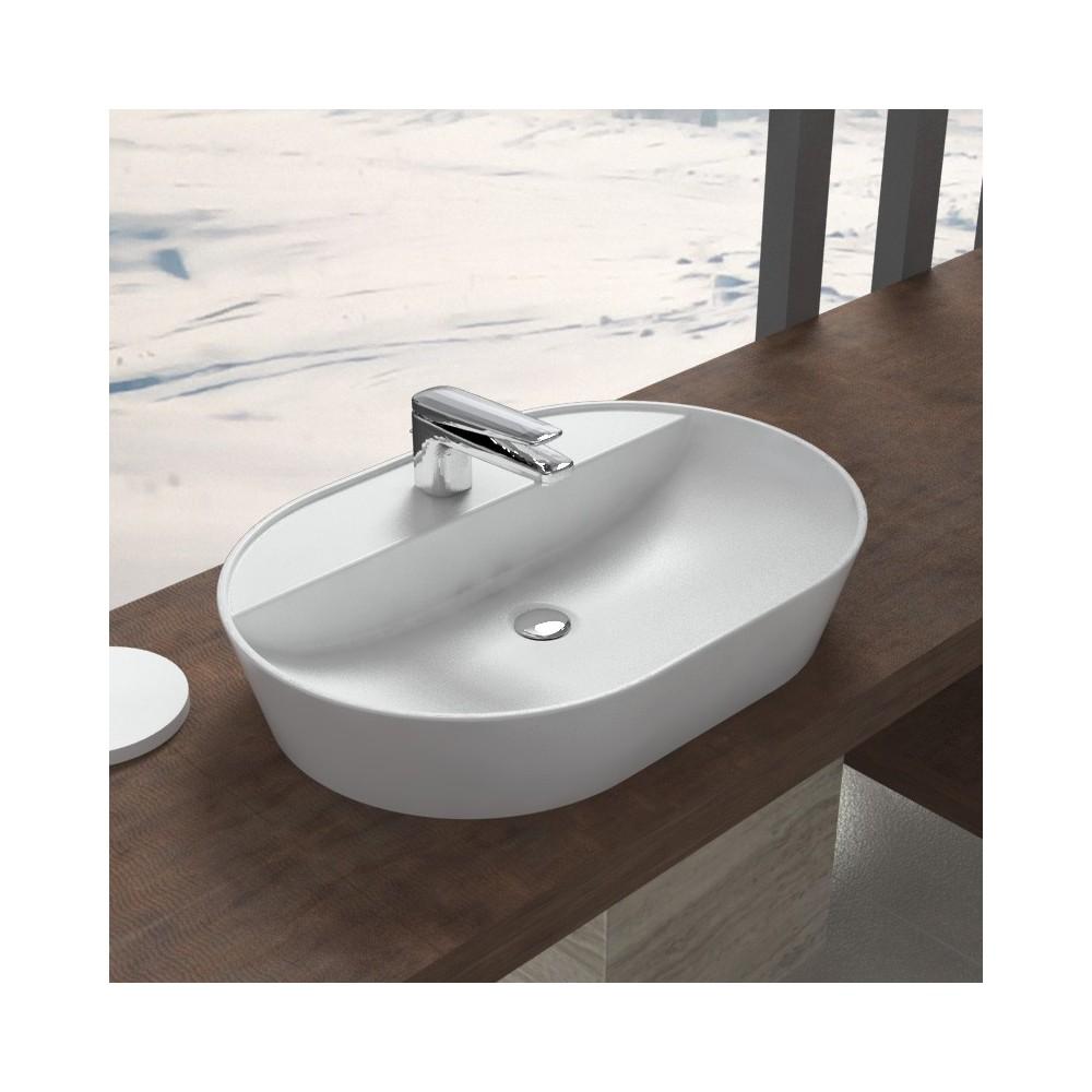 Lavabo lavabo da appoggio elegance 60 - Lavabi bagno da appoggio ...