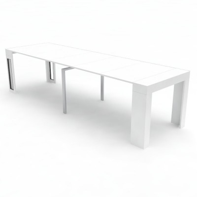 Extensible console Mercurio with extensions-rack