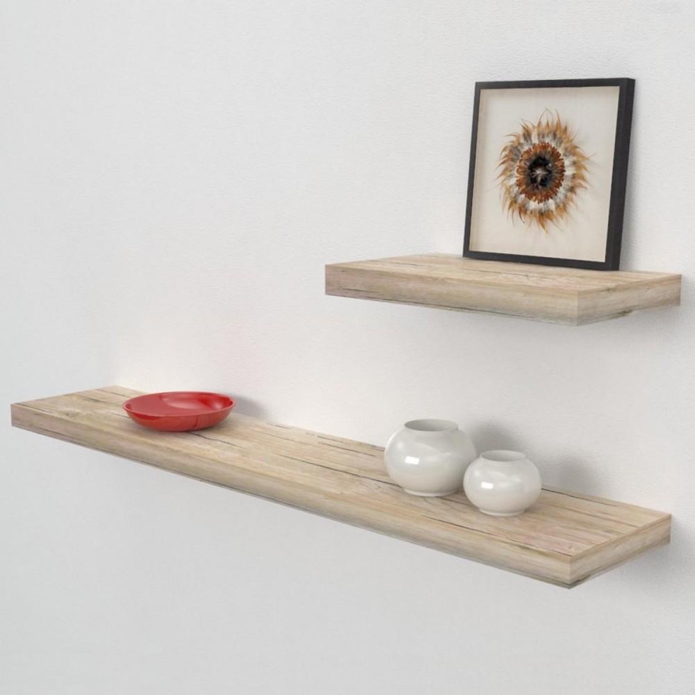 Mensole in legno vendita online mensole legno for Mensole luminose