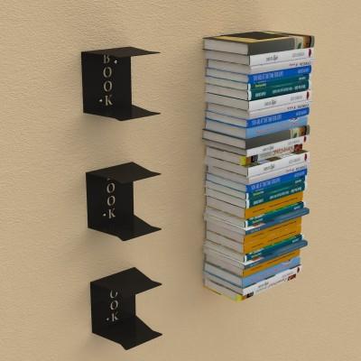 Mensole per libri invisibili Book