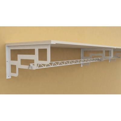 Shelf brackets for store