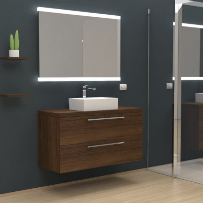 Kratos - Complete bathroom furniture
