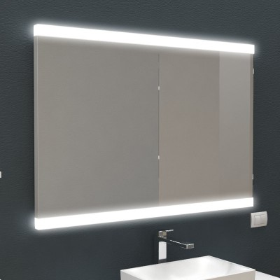 Backlit mirrors - LED edge