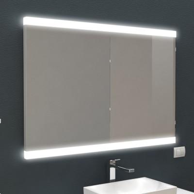 Miroirs rétro éclairés - Bordure LED