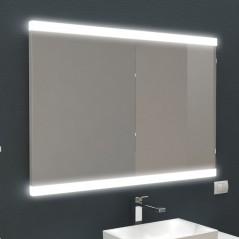 Specchio retroilluminato - Bordo LED