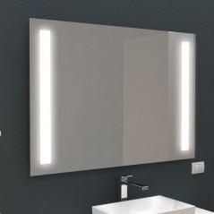 Backlit mirrors - Internal LED bands