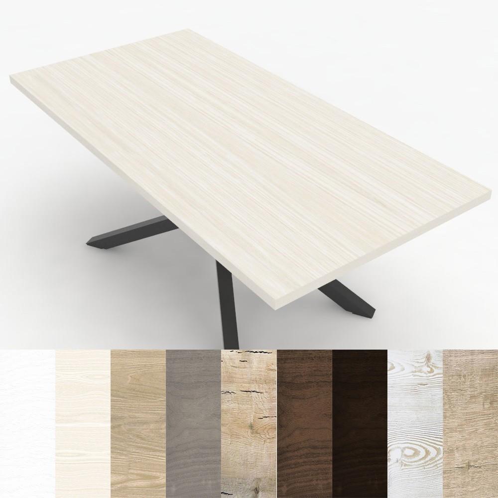 Piani per tavoli piano in legno laminato su misura - Piano tavolo su misura ...