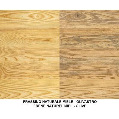 Plateau sur mesure en bois lamellé