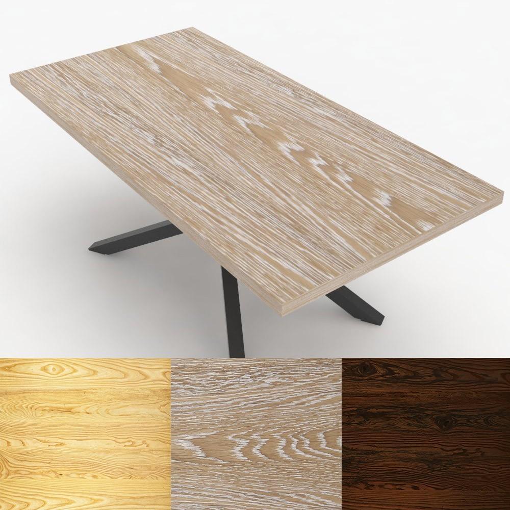 Legno Laminato Per Mobili piani per tavoli - piano in legno massello su misura