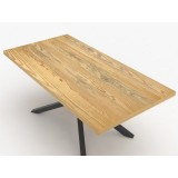 Tavolo da cucina Hawaii in legno massello