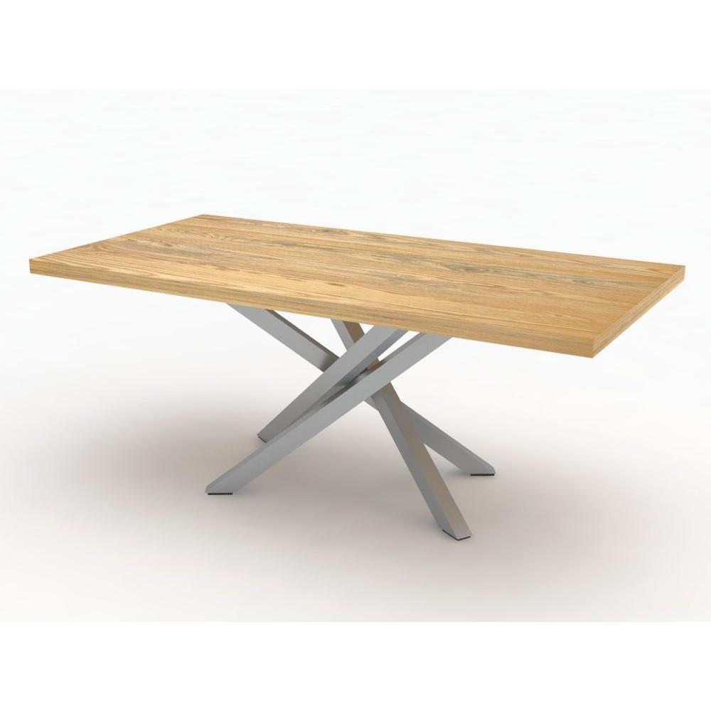 Tavoli da cucina tavolo polinesia in legno massello - Tavoli da cucina in legno massello ...