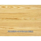 Tavolo da cucina Polinesia in legno massello