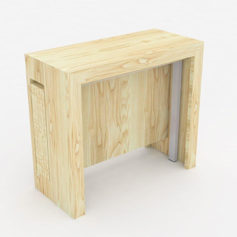 Outdoor Table Extensible Console Mercurio
