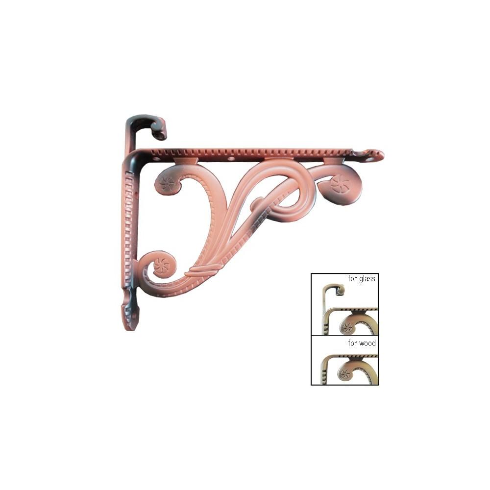 Vanitosa shelf bracket